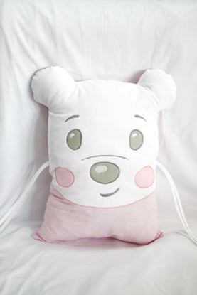 Picture of Pillow - Teddy - Rose