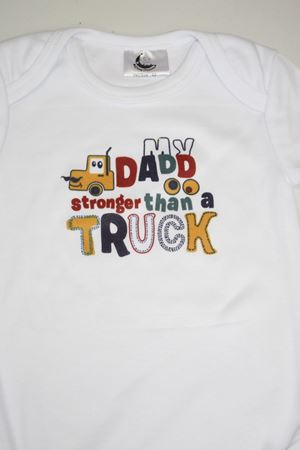 Picture for category Baby body - short sleeve