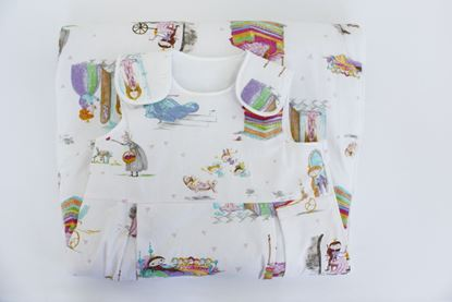 Picture of Sleeping bag  6 - 36 months  - Fairytale  Ž