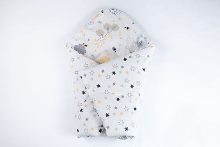 Picture for category Cotton carrier blanket 2in1