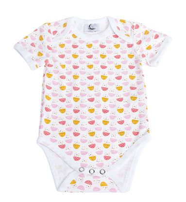 Picture of Baby body short sleeves - Unicorn