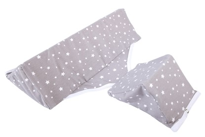 Picture of Baby wedge cushion - Premium stars