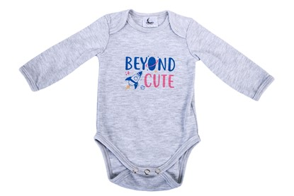 Picture of Baby body long sleeve - Beyond cute