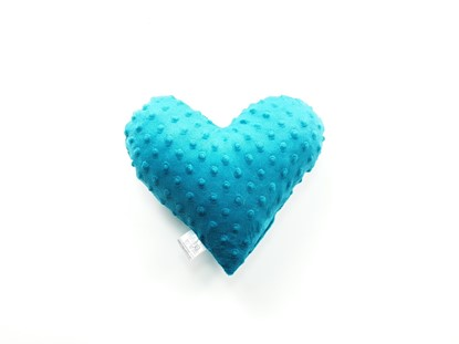 Picture of Heart - Petroleum blue