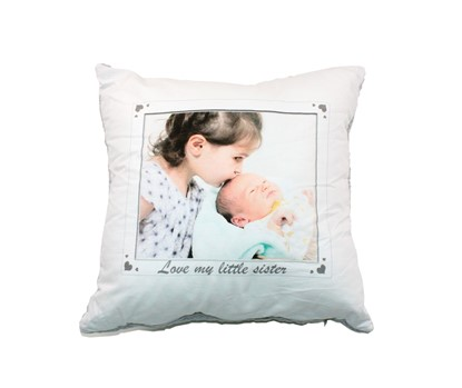 Picture of Pillow with photo - Model 3