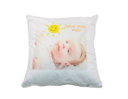Picture of Pillow with photo - Model 4