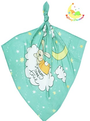 Picture of Children swaddle blanket 100% bamboo - Dreams come true