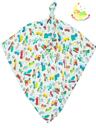 Picture of Bamboo tetra  blanket  - 100 x 100 cm - Cars