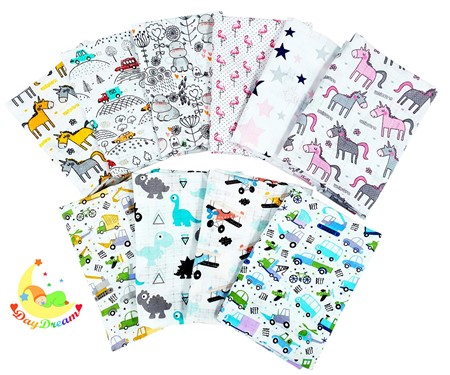 Picture for category Cotton tetra nappies