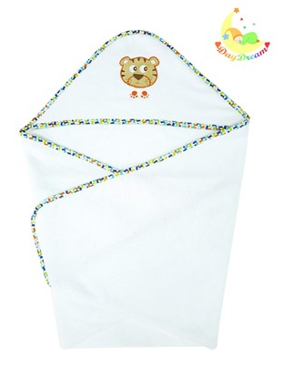 Picture of Bamboo hooded towel - Little tiger 90 x 90cm