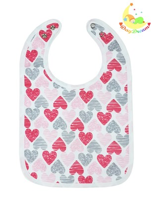 Picture of Baby bib with waterproof lining  - Ships