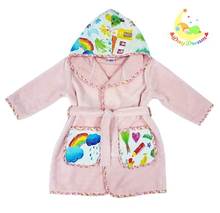Picture for category Baby bathrobes - 110/116