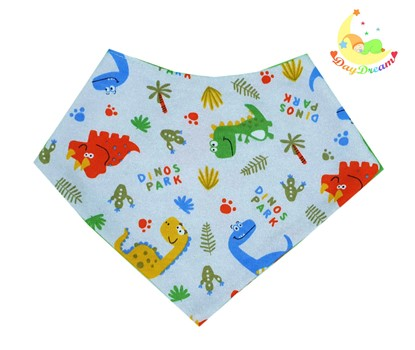 Picture of Baby scarf bib - Dino