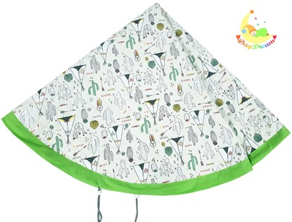 Picture of Baby play mats and toy bag 2 in 1 - Tents