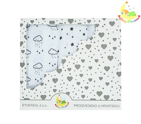 Picture for category Premium cotton muslin nappies