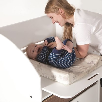 Picture of Modular changing table 3-in-1