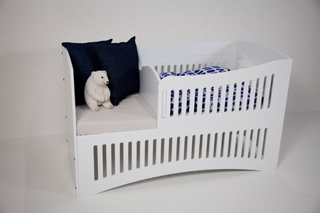 Picture for category Modular baby bed and changing table