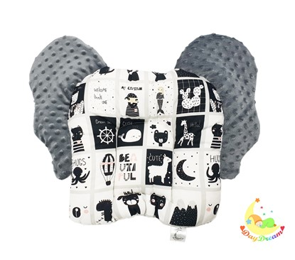 Picture of Sleeping pillow with ears - Little elephant