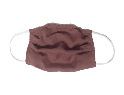 Picture of Bamboo multi layer washable face mask - Brown - for adults