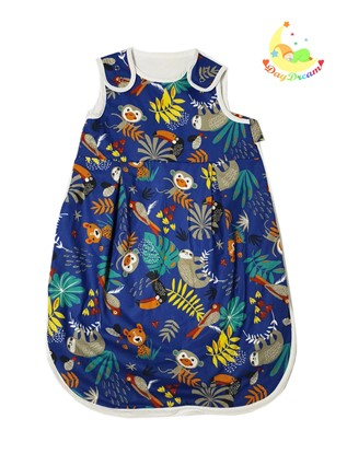 Picture of Sleeping bag - Jungle - dark blue - 60cm