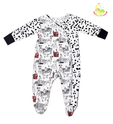 Picture of Sleeping overall - Dalmatians
