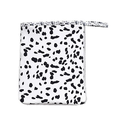 Picture of Bamboo wash glove - Dalmatian 1