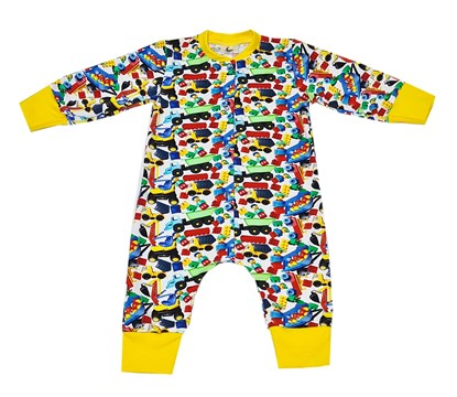 Picture of Romper with long sleeves - Lego