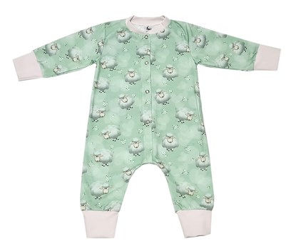 Picture of Romper with long sleeves - Sheep