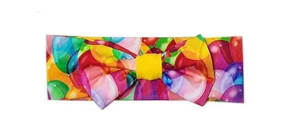 Picture of Hairband with bow - Balloons
