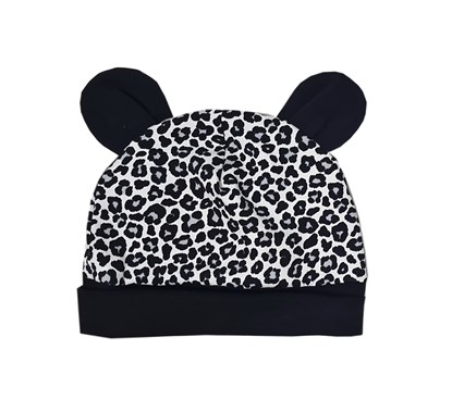 Picture of Beanie with ears - Leopard