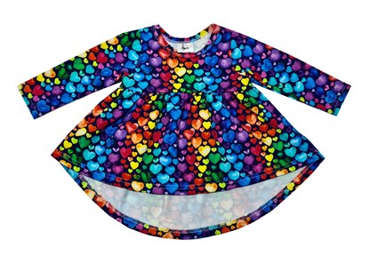 Picture of Tunic - Colorful hearts