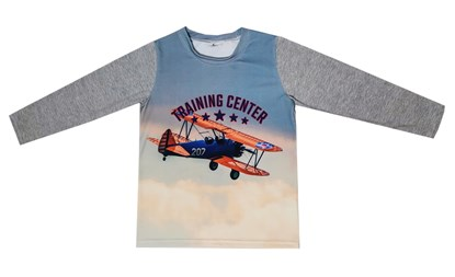 Picture of Shirt - Airplane