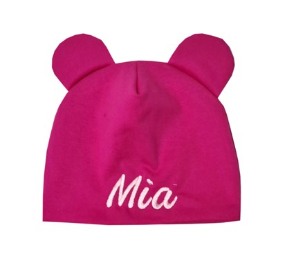 Picture of Two layer beanie - Pink