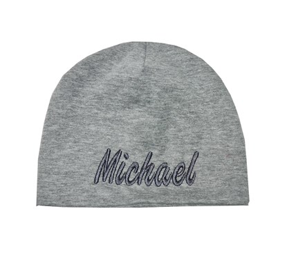 Picture of Two layer beanie - Grey