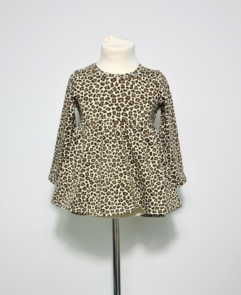 Picture of Tunic - Leopard - brown