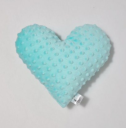 Picture of Personalized heart - Mint green