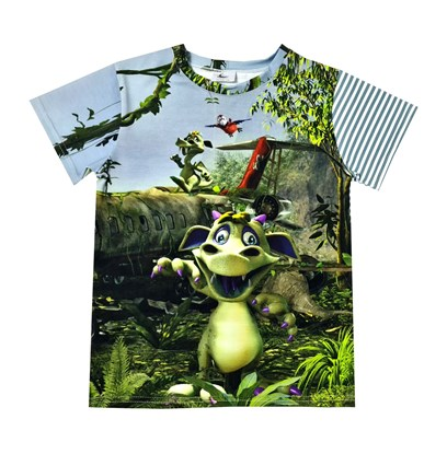 Picture of Short sleeves shirt - Dino