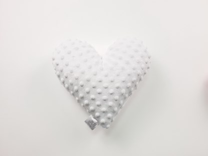 Picture of Personalized heart - White