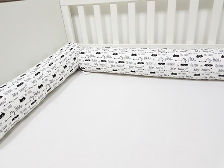 Picture for category Cylinder baby crib bumpers