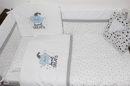 Picture for category Premium baby bed bumber