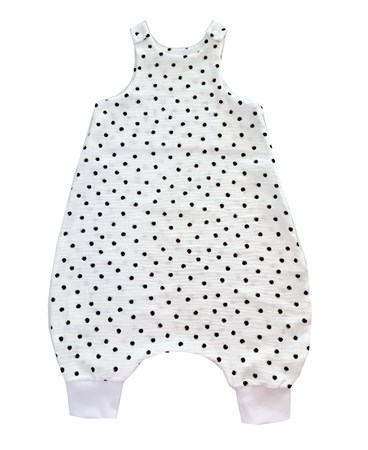 Picture for category Single layer muslin sleeping bags with legs - 90cm