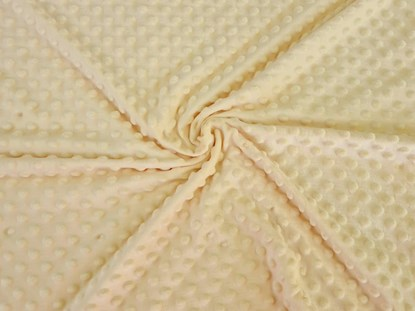 Picture of Personalized minky blanket - Yellow 120x100