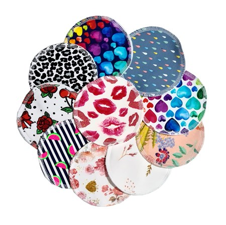 Picture for category Breastfeeding pads