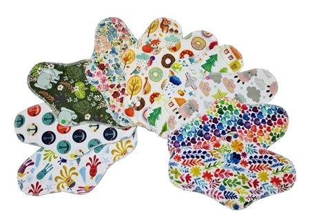 Picture for category Textile mestrual pads